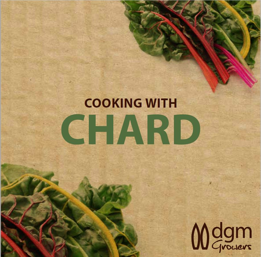 DGM Growers - Chard Recipe Booklet